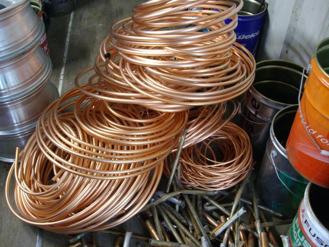 下銅 二号銅 銅スクラップ